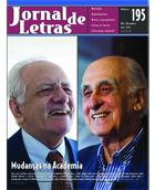 Assinatura do Jornal de Letras